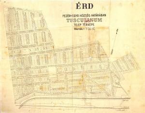 érd felső térkép Csuka Zoltán Városi Könyvtár, Érd érd felső térkép
